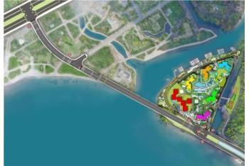 """Bất động sản Thạnh Mỹ Lợi, Quận 2 """"ăn theo"""" cầu qua Đảo Kim Cương"""