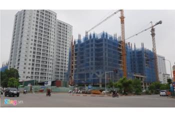 Cò đất làm loạn giá nhà tái định cư tại Hà Nội