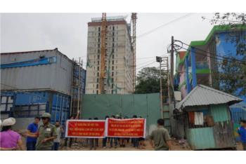 """Thanh tra TP.HCM """"sờ gáy"""" dự án Tân Bình Apartment"""