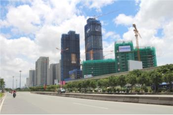 Nguồn cung căn hộ tại TP.HCM tăng gấp 6 lần trong 10 năm