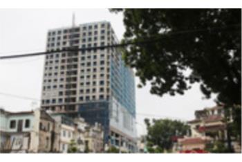 Tòa nhà xây mới trong nội thành Hà Nội phải có tầng hầm