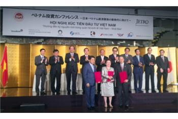 Việt - Nhật hợp tác phát triển thành phố thông minh