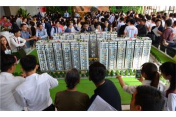 Sức mua căn hộ tại TP HCM tăng gần 60%